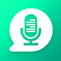 Speech To Text Converter - Voice Typing Notepad icon