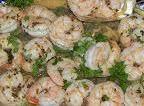 Garlic Shrimp Marsala