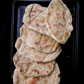 Stovetop Naan bread( Indian Naan bread)