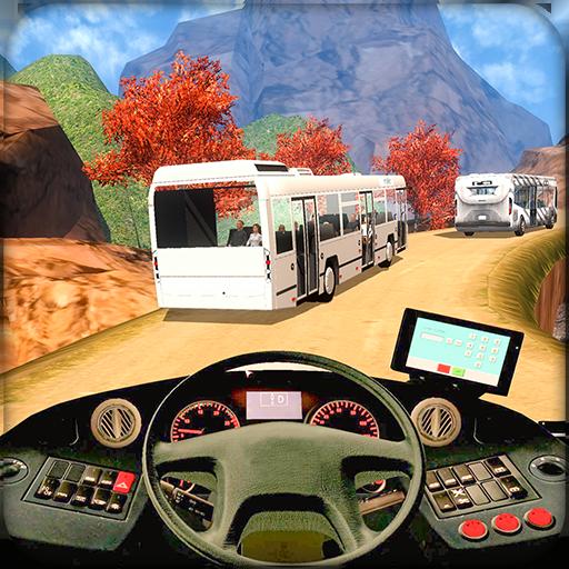 模拟のオフロード観光バスの運転手 LOGO-HotApp4Game