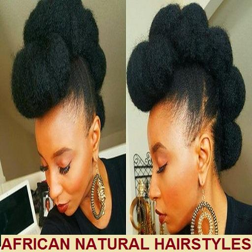 African Natural Hairstyles Collection - Apps on Google Play