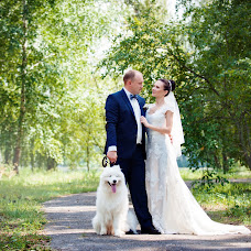 Wedding photographer Aleksandra Pastushenko (Aleksa24). Photo of 01.08.2016