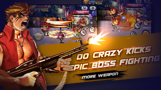 Metal Boxing Soldier screenshot