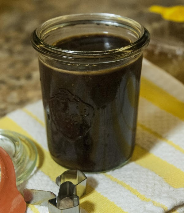 Yummy Honey & Baked Garlic Balsamic Dressing Recipe