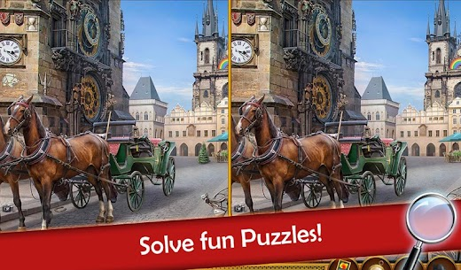 Hidden Objects: Mystery Society Crime Solving 6