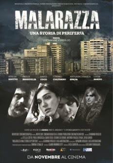 locandina film, Malarazza