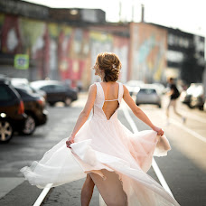 Wedding photographer Anastasiya Kostina (anasteisha). Photo of 04.09.2018