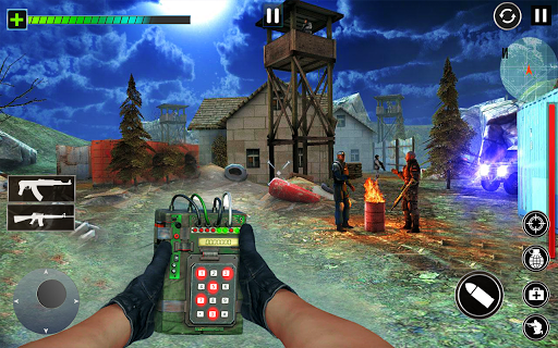 Combat Commando Gun Shooter  screenshots 4
