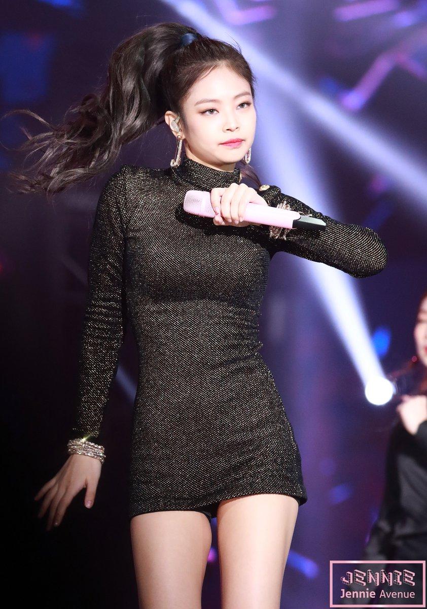 black dress jennie