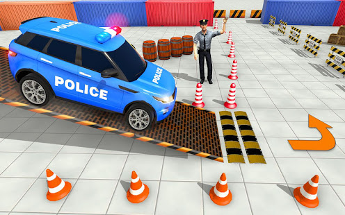 Advance Police Parking - Smart Prado Games 1.3.9 APK + Mod (Unlimited money) untuk android