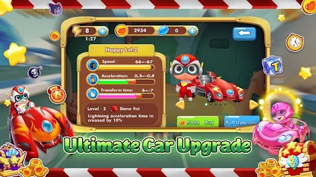 Car Monster APK screenshot thumbnail 2