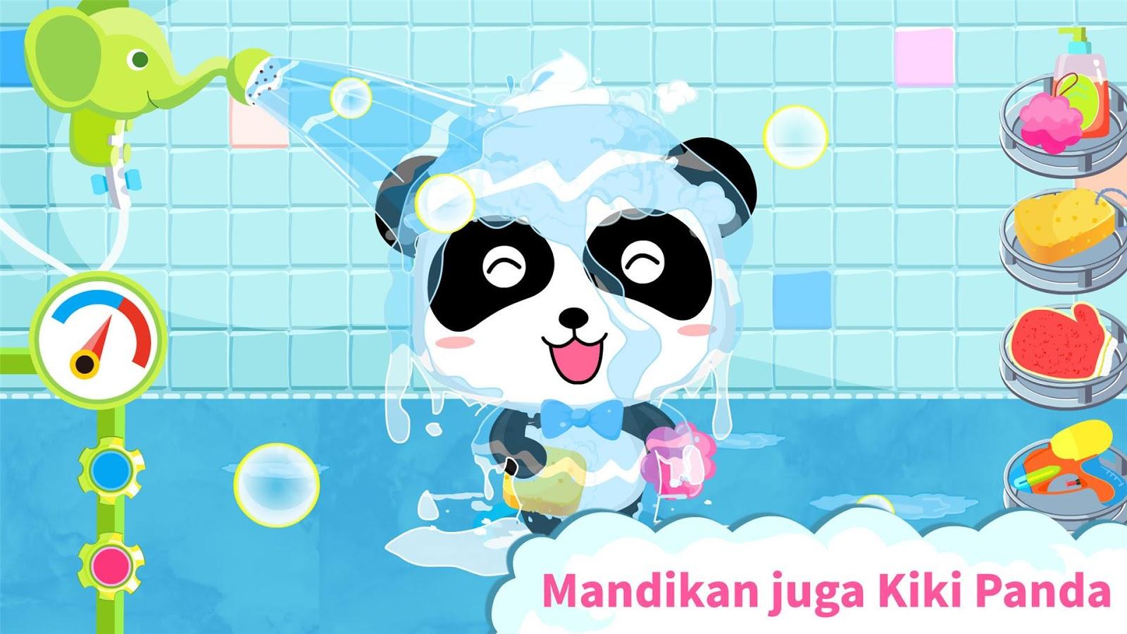 Waktu Mandi Bayi Panda Apl Android Di Google Play