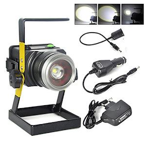 Proiector LED Cree-T6 30W cu acumulator si suport, BL2144T