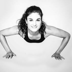 Power push by Natascha Trainor - Sports & Fitness Fitness