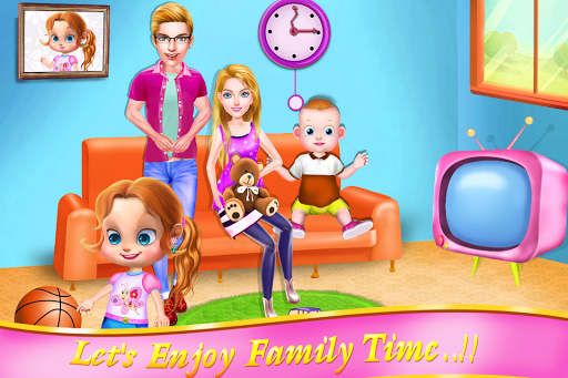 Babysitter Daycare Practice  screenshots 24