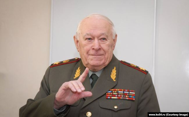 Генерал Филипп Бобков