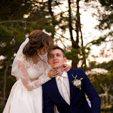 Wedding photographer Anastasiya Krasnoruckaya (nastasiakras). Photo of 30.10.2017