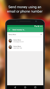 Google Wallet Screenshot 2