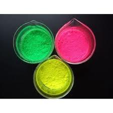 Självlysande färgpulver 50 gr