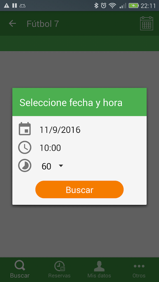 easycancha- screenshot