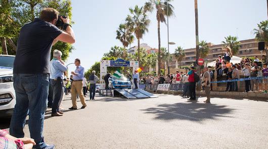 Rallye Costa de Almería, en marcha
