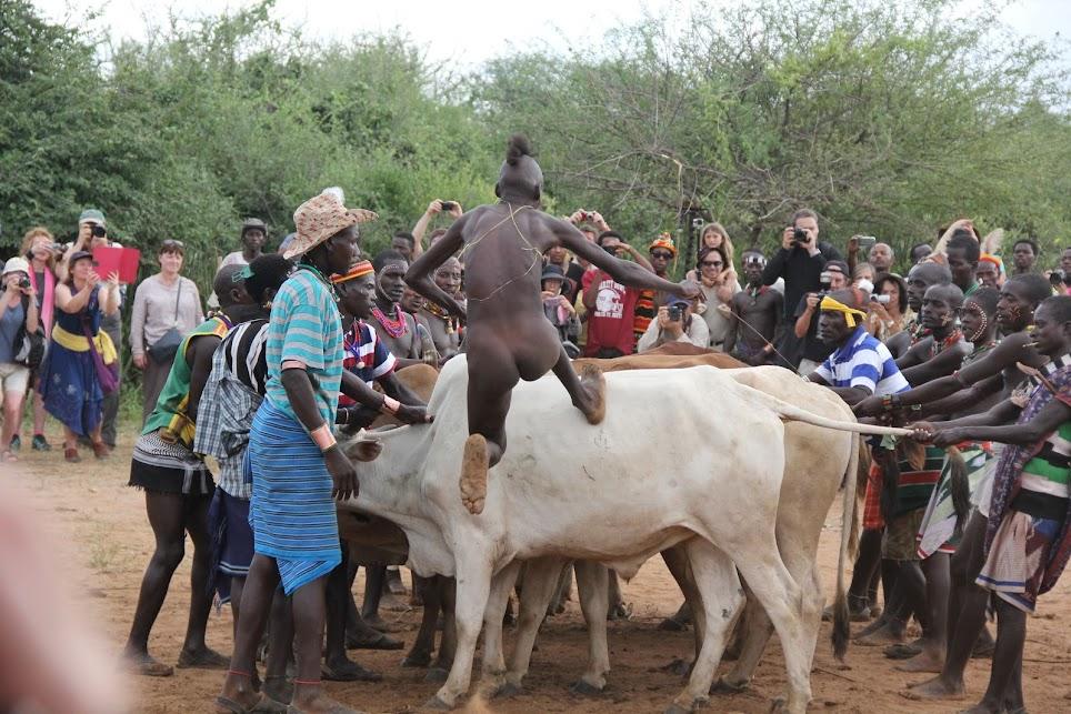 ONA I ON w Etiopii - Północ Południe Relacje Etiopia 10