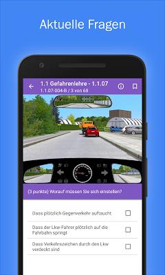 Führerschein Fahrschule 2017 - screenshot