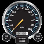 Speed Meter GPS Icon