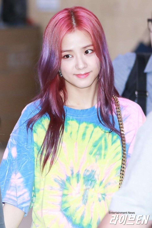 jisoo purple
