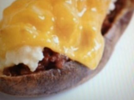 Cheeseburger Stuffed Potatoes Recipe