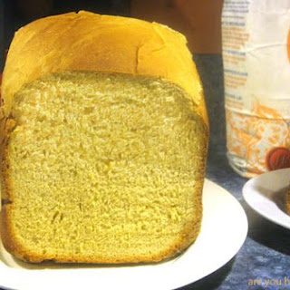Cinnamon Sunshine Bread - Bread Machine