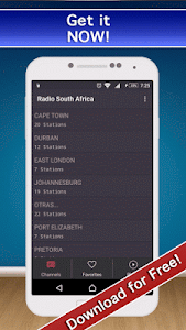 📻 South Africa Radio FM & AM! screenshot 8