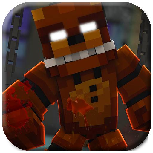 Skins for MCPE - FNAF ( Minecraft Pocket Edition )