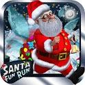Santa Fun Run icon