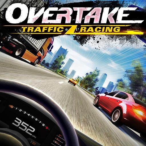 Overtake : Traffic Racing 賽車遊戲 App LOGO-硬是要APP