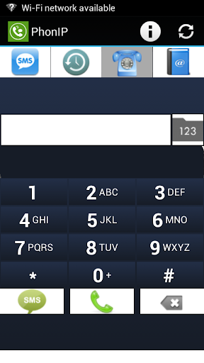 PhonIP 免费电话和消息