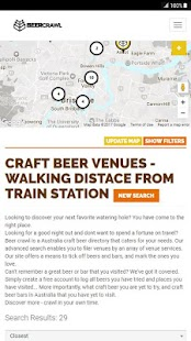Beer Crawl - Australia- screenshot thumbnail
