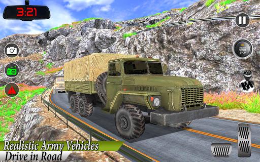 Mountain Truck Simulator: Truck Games 2020 apktram screenshots 12