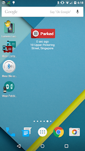 Park and forget screenshot 2