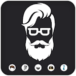 Man Mustache Photo Editor : Beard Photo Editor icon