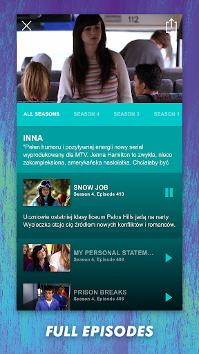 MTV Play u2013 Live TV 4.4 screenshots 2