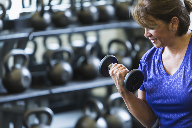 Best Strength Training for Women Over 50