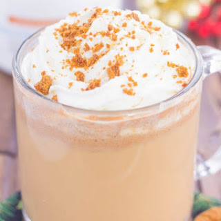 Spiced Gingerbread Latte Recipe