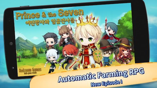 Prince and the Seven mod apk