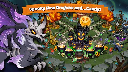 DragonVale MOD Apk 4.3.0 (Unlimited Gold/Crystals) 8