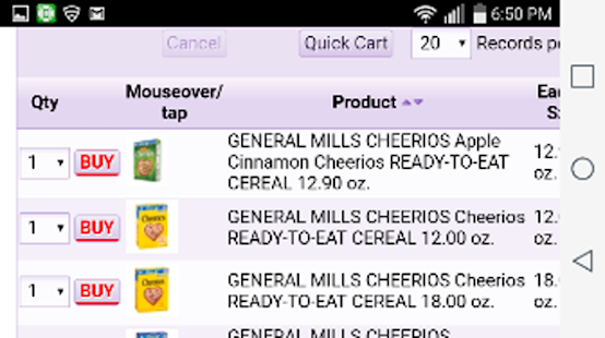 Urban Grocery: Grocery Delivery- screenshot thumbnail