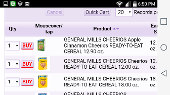 Urban Grocery: Grocery Delivery- screenshot