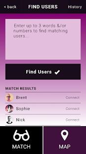 fMe - bringing people together - náhled