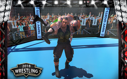World Wrestling Revolution Mania Fighting Games 3D 1.0 screenshots 1