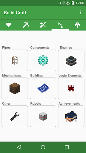 Craft Master Pro - Guide for Minecraft and IC2  screenshots 3